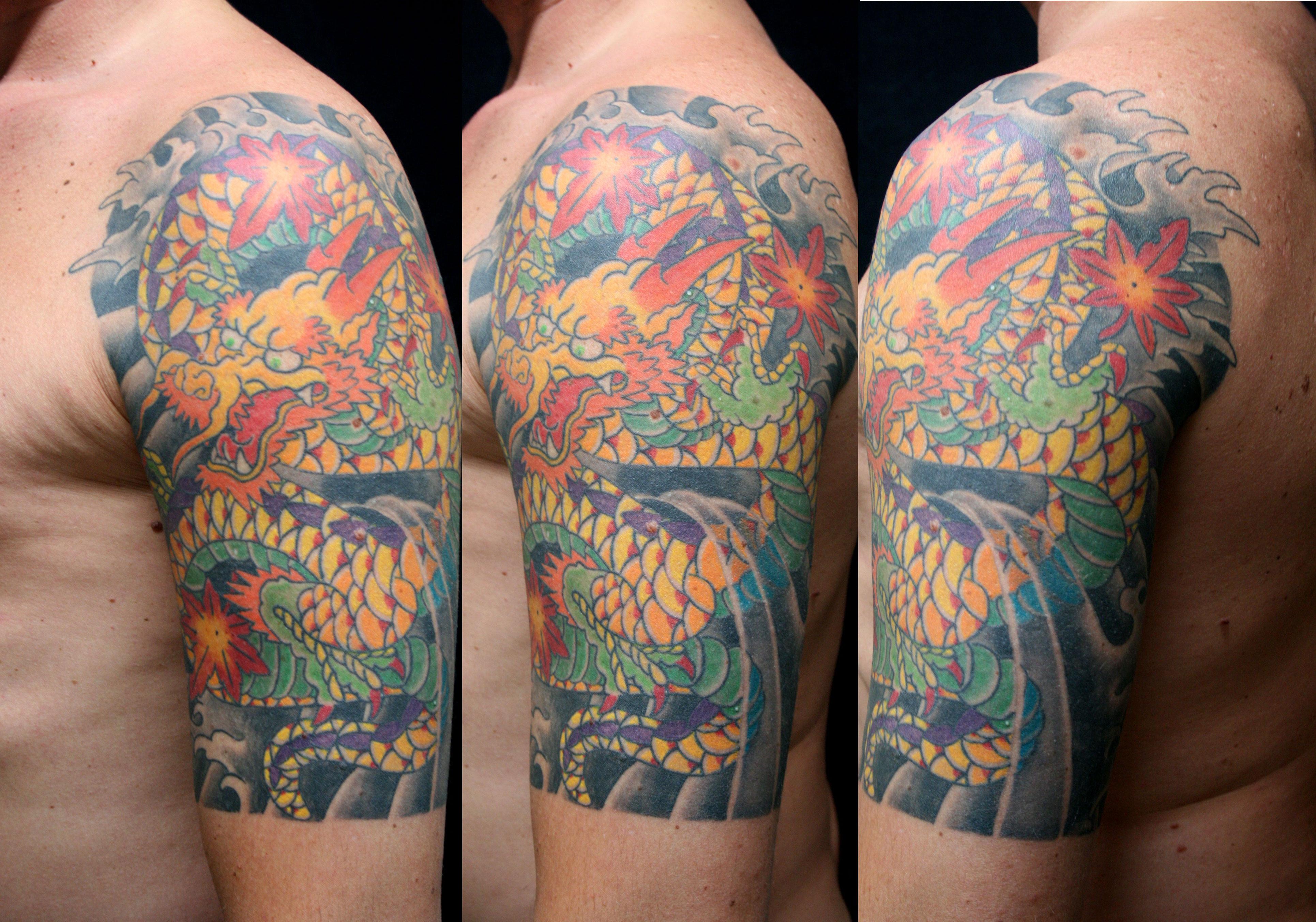 Scheda dall'associato Davide Pitteri presso lo studio Skingdom Tattoo ...